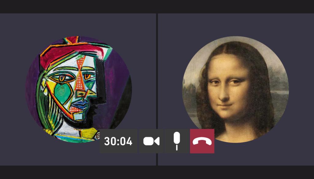 De Da Vinci a Picasso… Un aprendizaje para la comunicación en estos tiempos